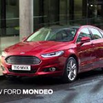 Ford Mondeo Commercial